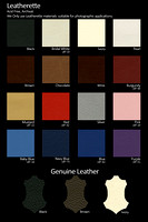 Henry leather choice
