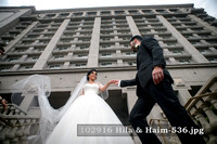 102916 Hila & Haim Wedding